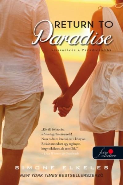 Simone Elkeles - Return To Paradise - Visszatérés a Paradicsomba