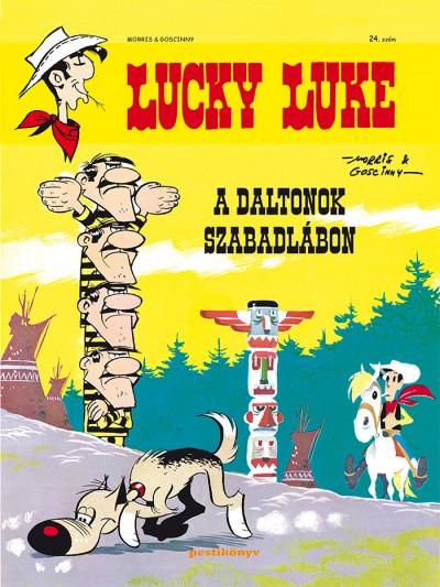 René Goscinny - Lucky Luke 24. - A Daltonok szabadlábon