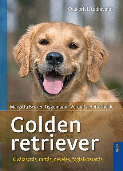 Margitta Becker-Tigermann - Veronika Hofterheide - Golden retriever