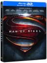 Zack Snyder - Az acélember (3D Blu-ray+Blu-ray - Fémdobozos)