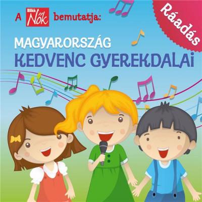Válogatás - Magyarország kedvenc gyerekdalai - Ráadás - CD