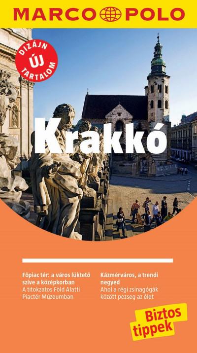 Joanna Tumielewicz - Krakkó - Marco Polo - ÚJ TARTALOMMAL!