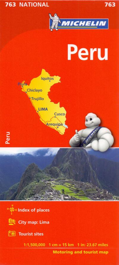 - Peru - 1:1 500 000