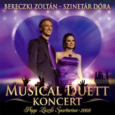 Bereczki Zoltán - Szinetár Dóra - Musical Duett koncert - CD