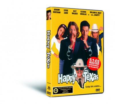 Mark Illsley - Happy Texas - DVD -