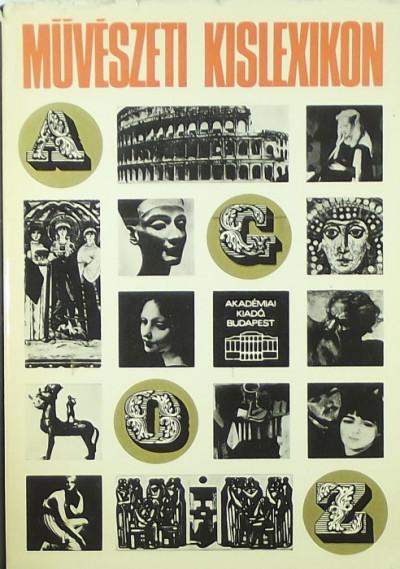 Lajta Edit  (Szerk.) - Művészeti kislexikon