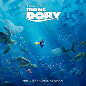 Filmzene - Finding Dory - Szenilla nyom�ban OST - CD