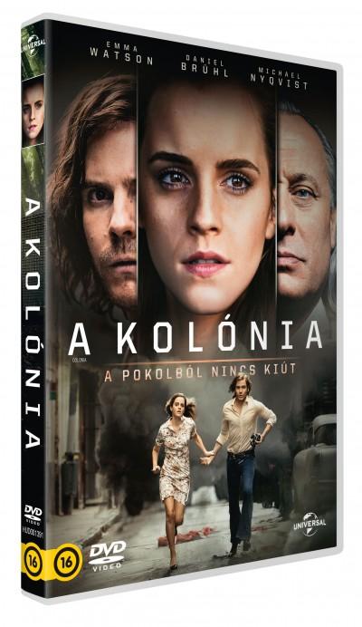 Florian Gallenberger - A kolónia - DVD