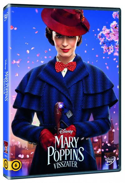 Rob Marshall - Mary Poppins visszatér - DVD
