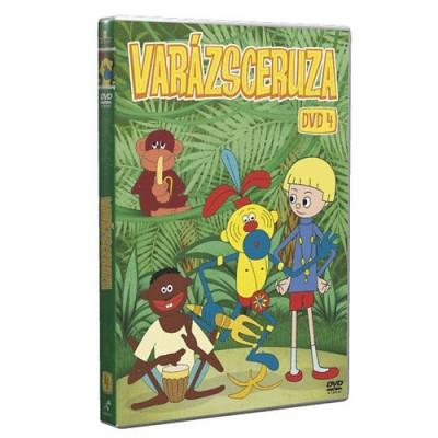 - Varázsceruza 4. - DVD