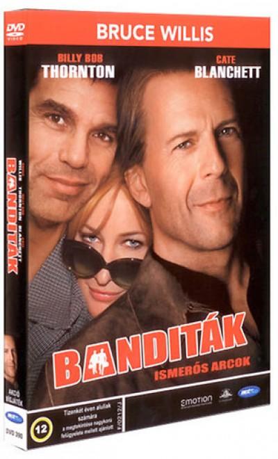 Barry Levinson - Banditák - DVD