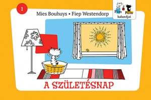Mies Bouhuys - Fiep Westendorp - Pim �s Pom kalandjai - A sz�let�snap