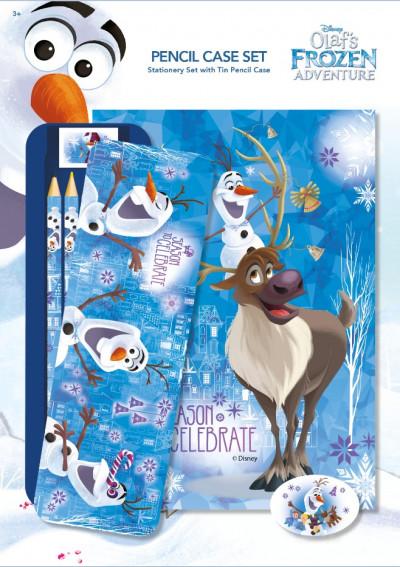 - Olaf - Ceruzák fém dobozzal