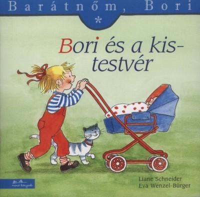 Liane Schneider - Bori és a kistestvér
