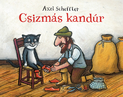 Axel Scheffler - Csizmás kandúr