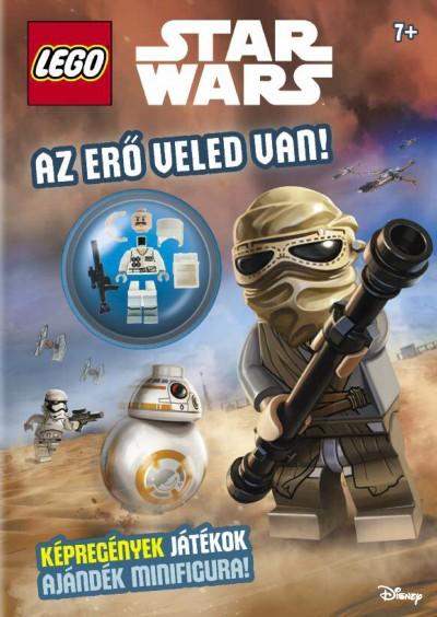 - LEGO Star Wars - Az Erő veled van! (figurával)