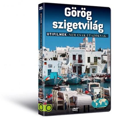 - Görög szigetvilág - DVD
