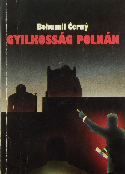 Bohumil Cerny - Gyilkosság Polnán
