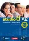 Silke Demme - Hermann Funk - Christina Kuhn - S�ti Ildik� (Szerk.) - Studio d a2 kurs- und �bungsbuch