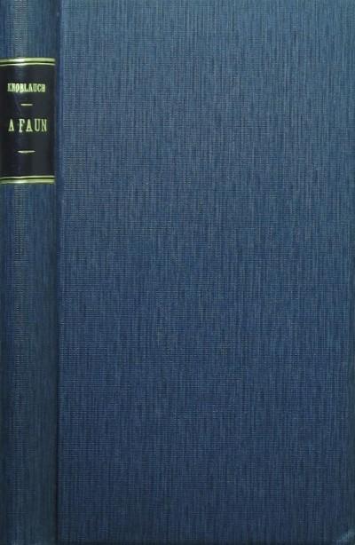Edward Knoblauch - A faun