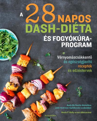 Julie Andrews - Andy De Santis - A 28 napos DASH-diéta és fogyókúra program