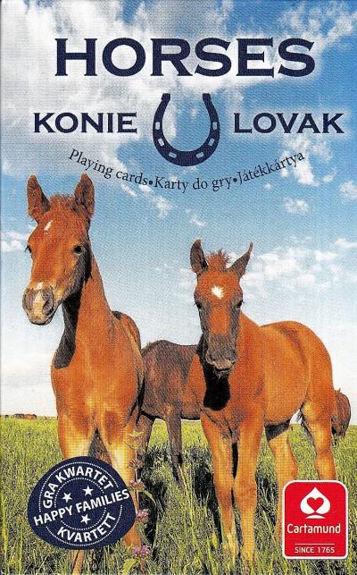 - 4 az 1-ben - Kedvenceink a lovak kártya