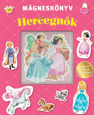 - Hercegnők - Mágneskönyv