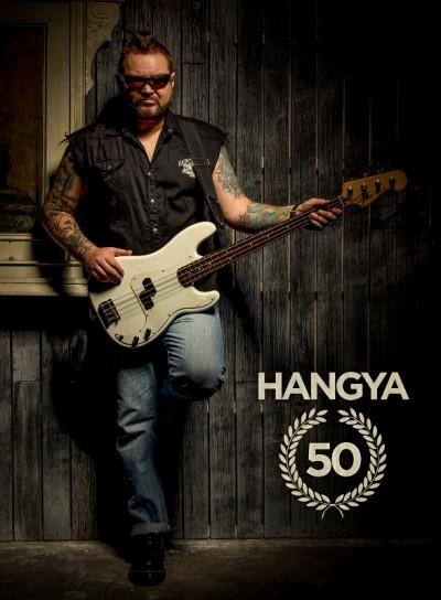 Lévai Hangyássy László - Hangya 50 - DIGI DVD