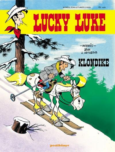Léturgie Jean - Lucky Luke 26. - Klondike