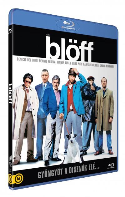 Guy Ritchie - Blöff - Blu-ray