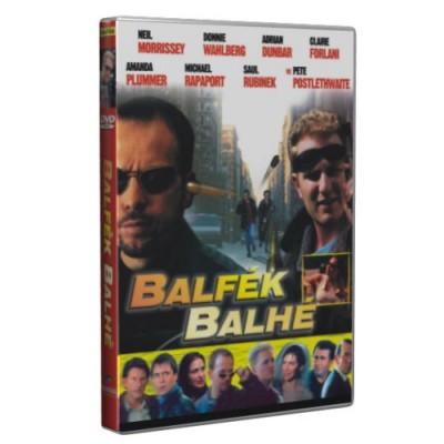 John Bradshaw - Balfék balhé - DVD