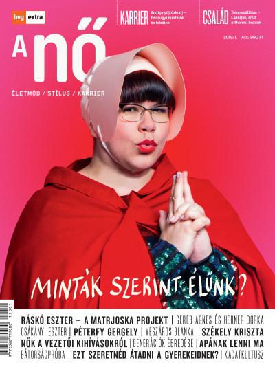 Szörnyi Krisztina  (Szerk.) - HVG Extra Magazin - A nő 2019/1