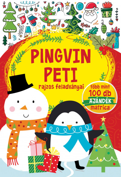 Nagy Mária  (Szerk.) - Pingvin Peti rajzos feladványai