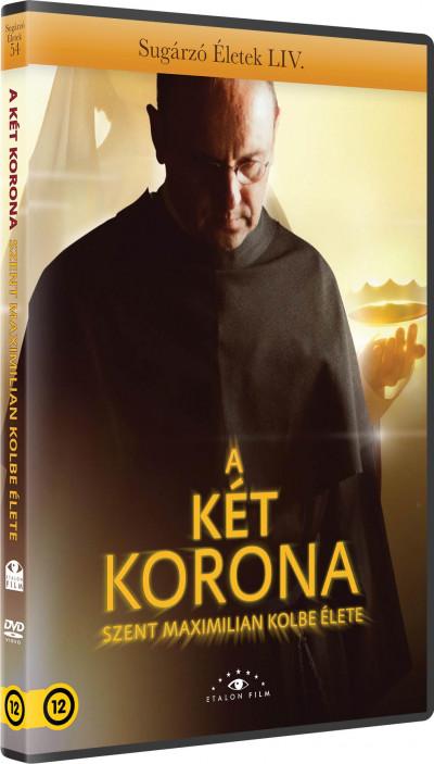 Michal Kondrat - A két korona - Szent Maximilian Kolbe élete - DVD