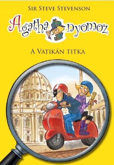 Sir Steve Stevenson - A Vatikán titka