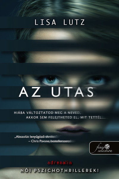 Lisa Lutz - Az utas
