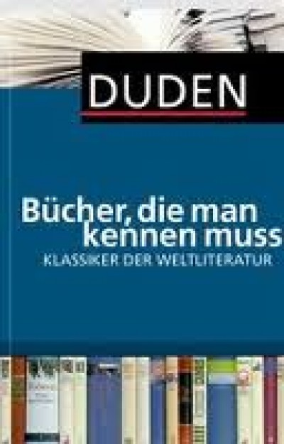 - Duden - Bücher, die man kennen muss