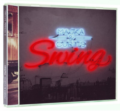 Curtis - Majka - Majka & Curtis: Swing - CD