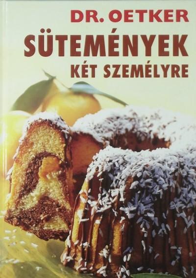 - Dr. Oetker - Sütemények két személyre