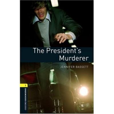Jennifer Bassett - The President's Murderer