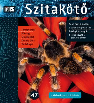 Horgas Judit  (Szerk.) - Szitakötő 2019/47