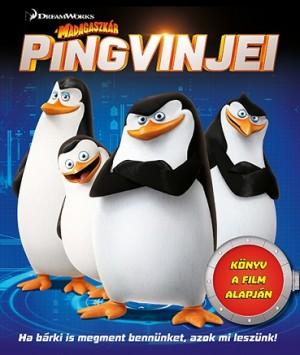 - A Madagaszk�r pingvinjei - mesek�nyv