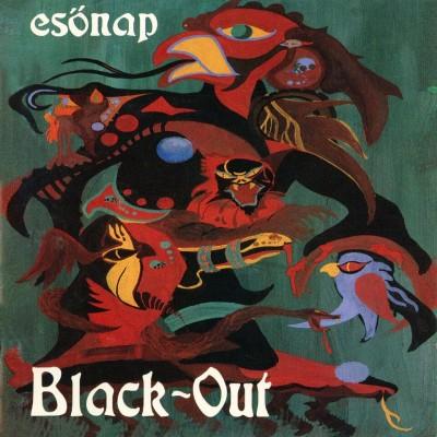 Black-Out - Esőnap - CD