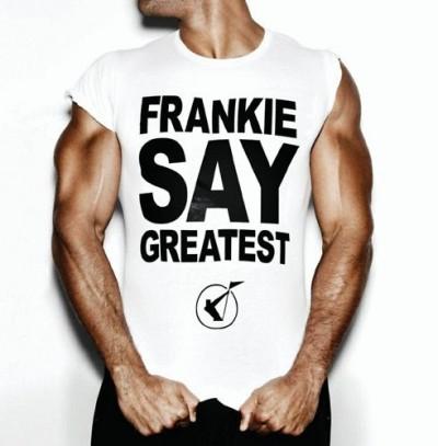 - Frankie Say Greatest - CD
