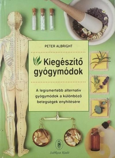 Peter Albright - Kiegészítő gyógymódok