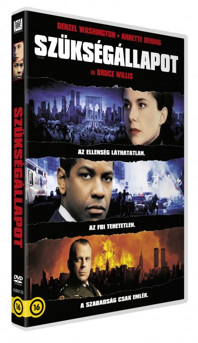 Edward Zwick - Szükségállapot - DVD