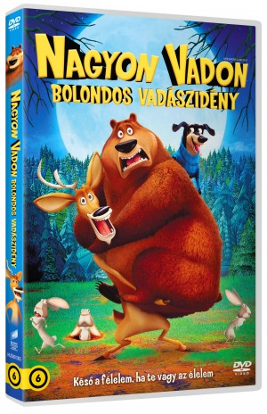 - Nagyon vadon - Bolondos vad�szid�ny - DVD