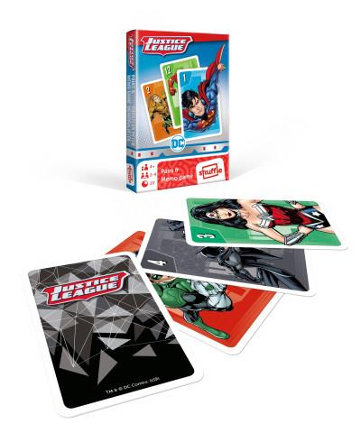 - DC Comics - Igazság Ligája - Fekete Péter és memória kártya