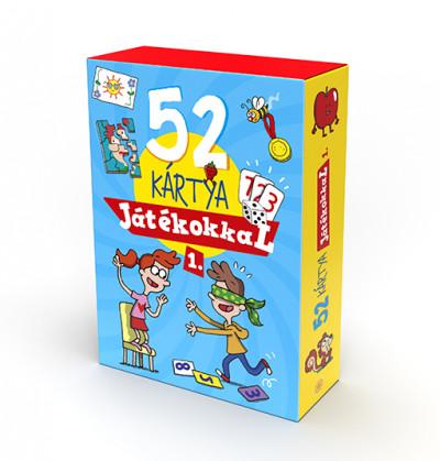 - 52 kártya játékokkal 1.