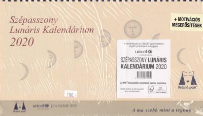 - Szépasszony Lunáris Kalendáriuma 2020